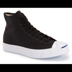 Jack Purcell High Top Sneaker Vinted Upper Convers